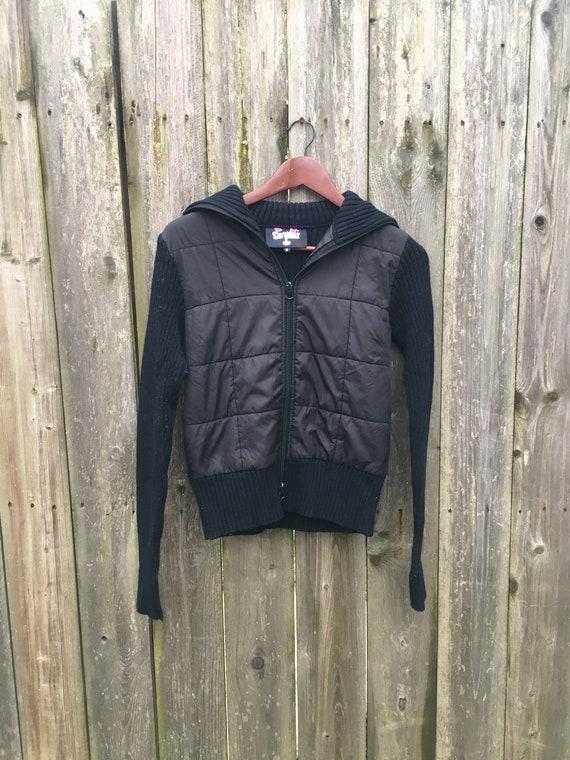 Short open jacket  size M  2000s