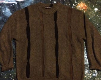 Vintage Over Sized Thick Winter Sweater