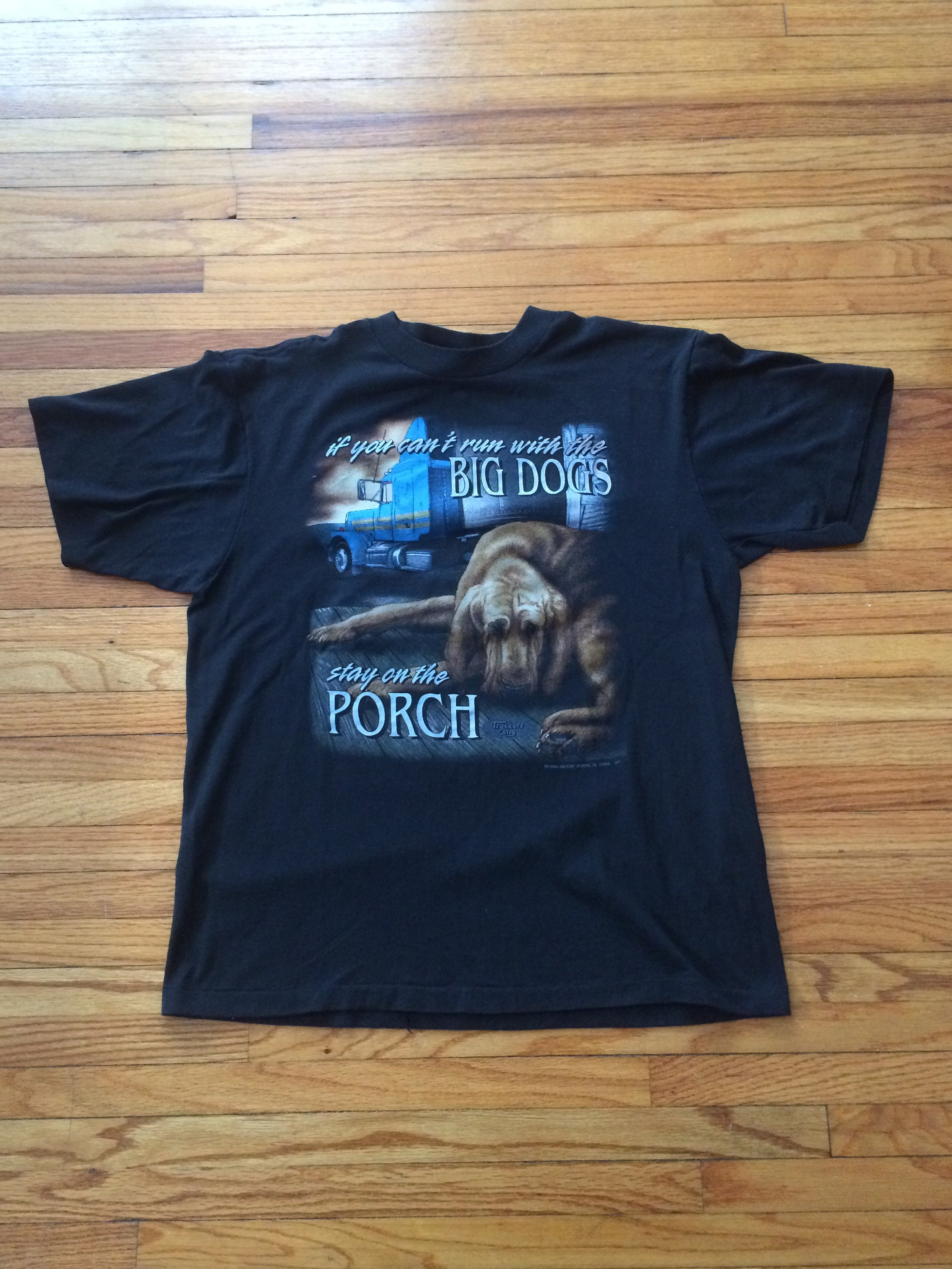 80s Biker T Shirt If You Cant Run With The Big Dogs Stay On The Poarch Motorcycle Sleeveless T Shirt nBT79CbpdT
