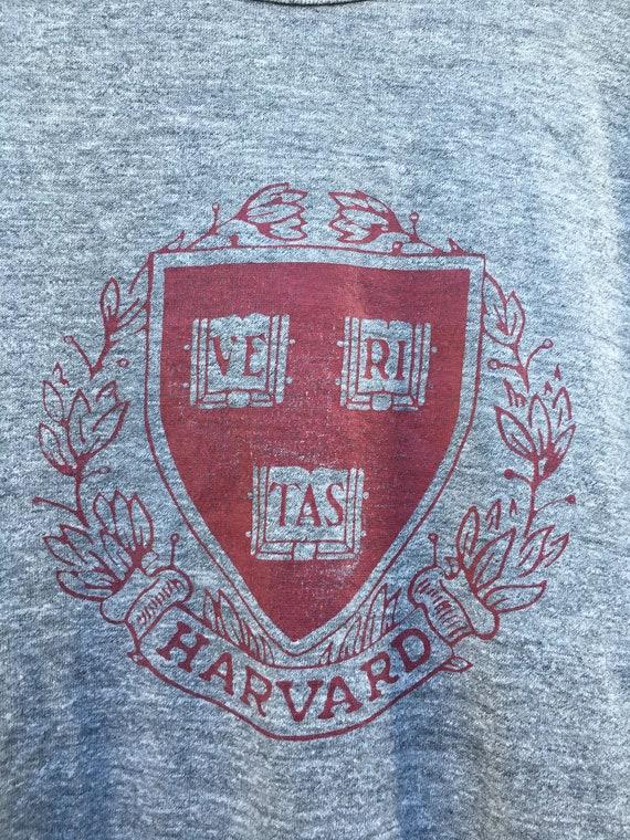 Vintage 1970's/1980's Harvard University Crest Pr… - image 3