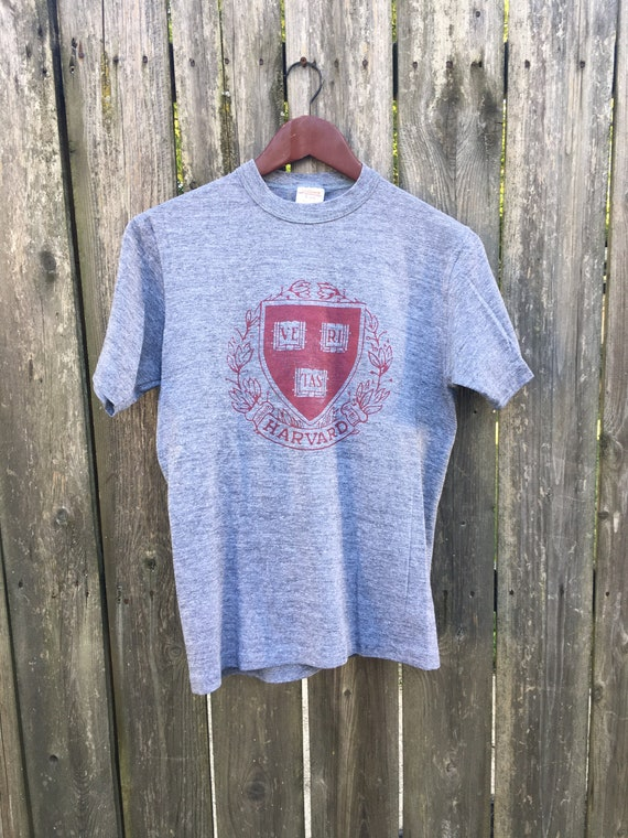 Vintage 1970's/1980's Harvard University Crest Pr… - image 2