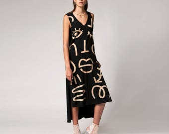 SALE Wink Dress, Medium, V-Neck Tank, No. 177