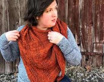 Feelin' Foxy Knitting PATTERN