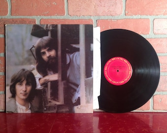 LOGGINS And MESSINA Mother Lode Vinyl Record Album LP 1974 Classic Folk Rock Pop Music Vintage