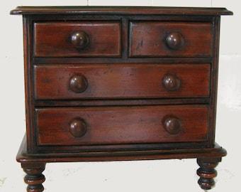Bon Apprentice Piece Miniature Antique Furniture