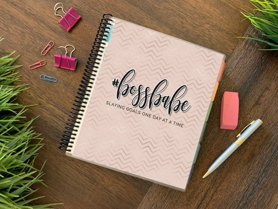 Direct Sales Planner 2021 12 Month Planner   Boss Babe
