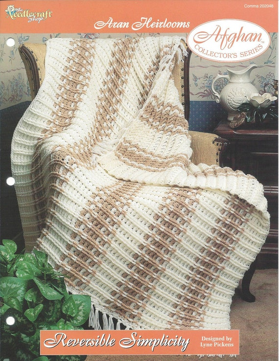 Outstanding Masculine Crochet Afghan Patterns Crest - Knitting ...