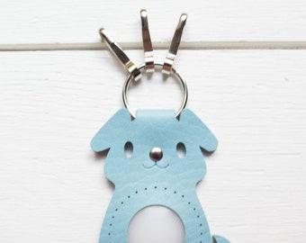 Mini hoop keychain | Etsy