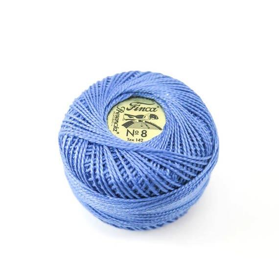 Bolas Perle DMC Coton Nº 8 del hilo de rosca para punto de cruz Tapiz Nuevo Y En Caja
