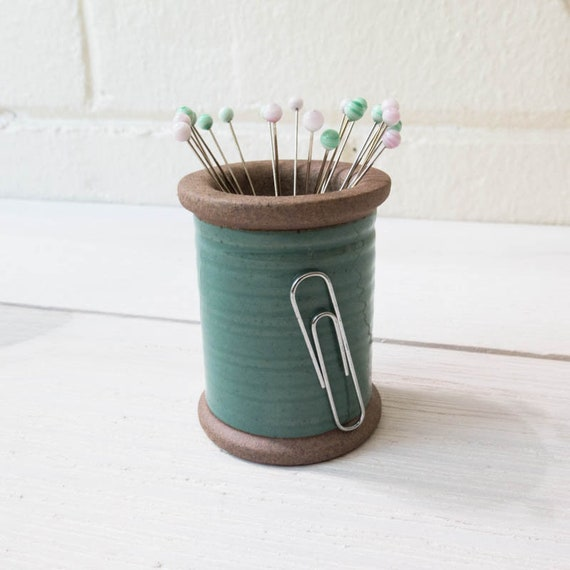 Magnetic pin holder - great alternative to a pin cushion