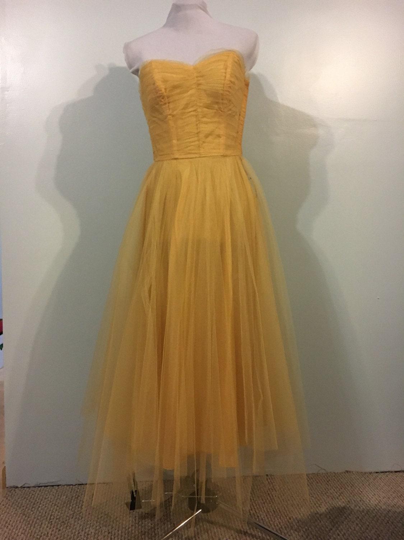 417c6b25757 Strapless Evening Gown 1950s - Gomes Weine AG