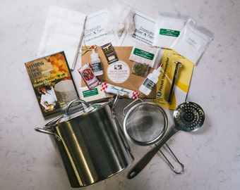 Complete DIY Cheese Kit PLUS DVD - Equipment & Ingredients!