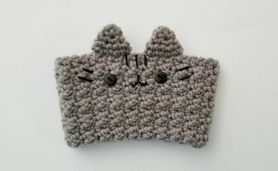 Pusheen Crocheted Donut Pusheen Made to Order cat by meddywv ... | 351x570