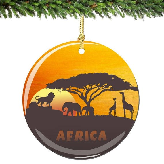 image 0 - African Christmas Decorations