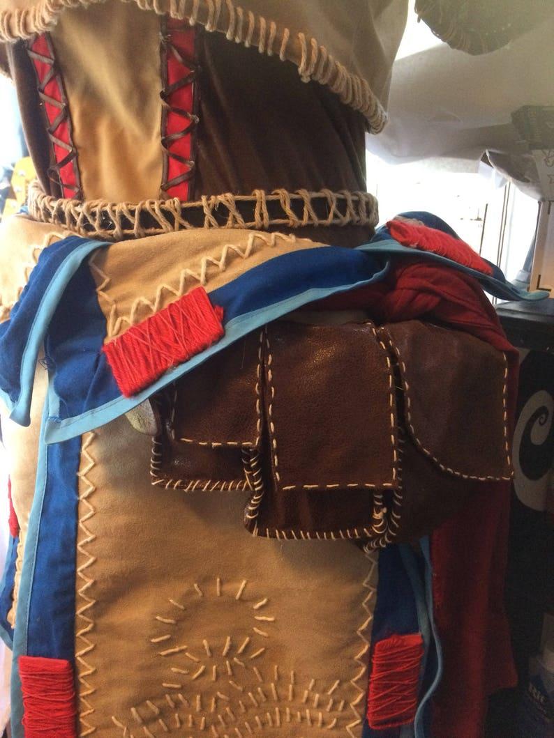 Aloy Pouches Set Faux Leather