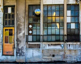 Reflections of the St. Louis Arch - St. Louis Photography - Urban Exploration, Downtown St. Louis Photo - Fine Art Print