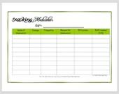 Items Similar To Medication List Pdf Printable File On Etsy