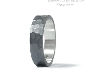 1a714867e66 Handmade 925 Sterling Silver Ring
