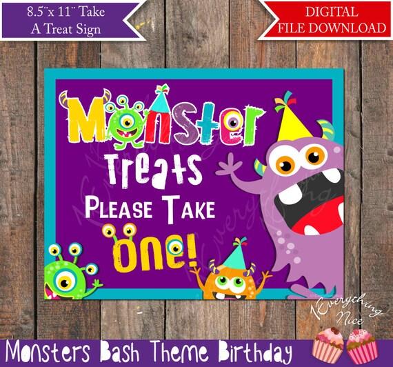 Monsters Monster Bash 8 5