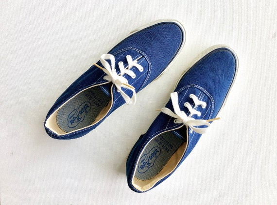 sperry top-sider canvas deck shoes
