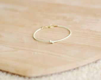Mint green leather knot bracelet, gold or silver detail, thin leather women's friendship bracelet, stacking wrap infinity knot bracelet