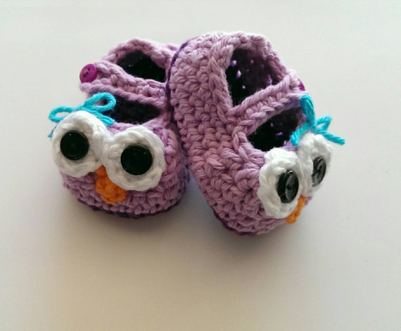 163d945f8198e owl baby shoes - mary jane crochet booties - knit owl shoes - baby booties  - knit baby booties - infant owl booties - photography prop