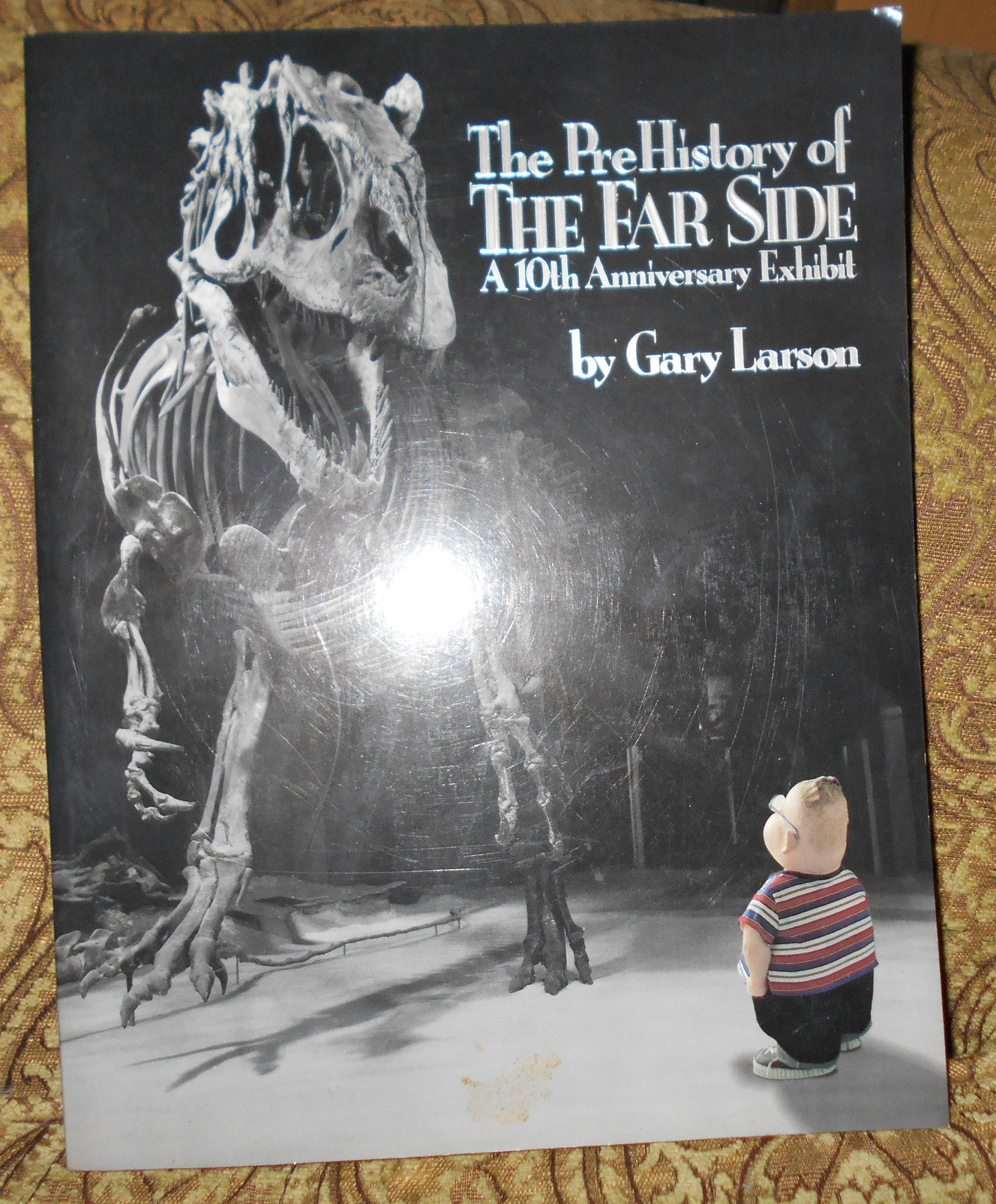 Free Comic Book Day Germany: Graphic Comic Book The PreHistory Of The Far Side 10th