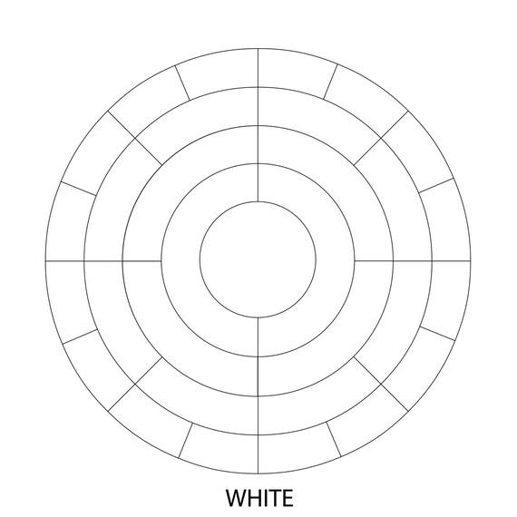 blank custom digital family tree ancestry chart art print etsy