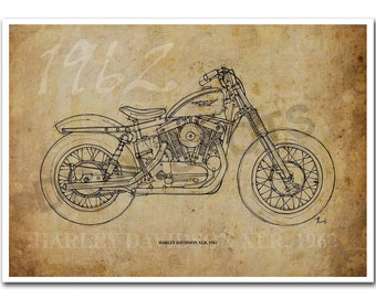 a3bfcac66 HARLEY DAVIDSON 11K 1915 Based on my Original Handmade