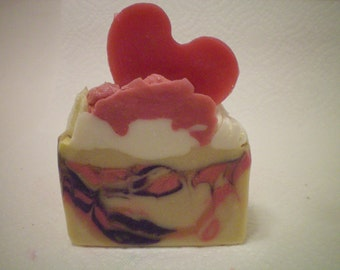Endless Love/ Artisan Soap Bar/ 6 oz