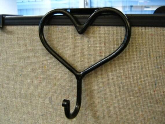 Armoire de bureau décoration fait à la main coeur crochet etsy