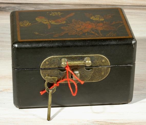 unique gift Stash Box Red and Silver Handmade Beaded Box Storage Box fancy box Jewelry Box Trinket Box Gift Box