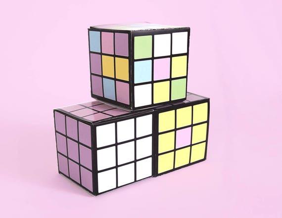 rubik s cube favors rubiks cube party favors printable rubik s
