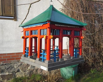 "Bird Feeder ""Japanese Pavilion"""