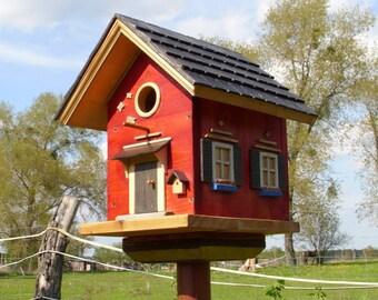 """Bird hatchery  """" La Rouge """""""
