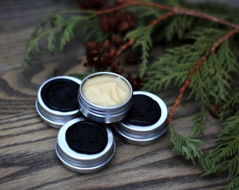 SWEET MEADOW Soothing Balm // Raw Honey, Infused Rosehip Oil, Beeswax, Rose Oil