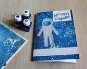 Quaderno Spazio Appunti per Sognatori