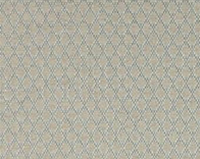 Sale 25. 00 Muted Aqua Blue Green Gray - Medium Aqua Diamond Geometric Pillow Cover - Woven Pillow Cover - Blue Green Home Decor