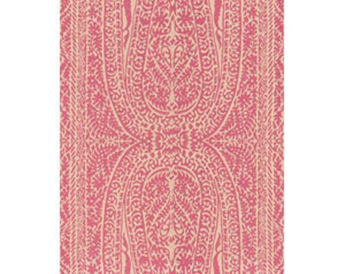 LEISI PAISLEY ORKID  - Designer Fabric