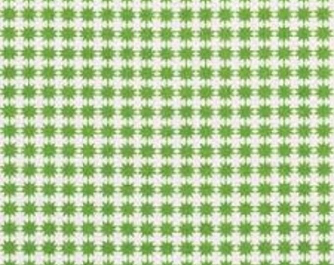 Schumacher Stella Green Cotton Pillow Cover
