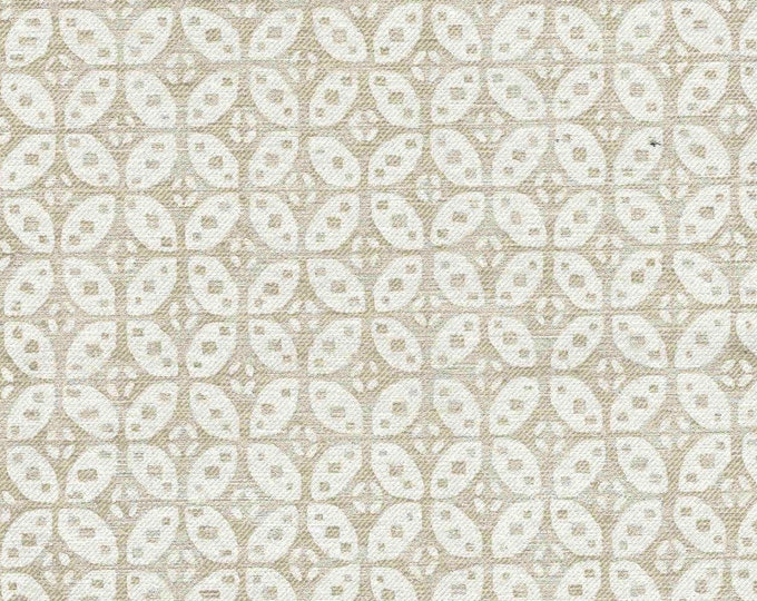 fermoie Geometric Pillow - Neutral Printed Geometric Pillow Cover - Designer Beige Pillow - Boho Chic Home Decor