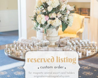 Reserved Listing for ANGELICA YIP