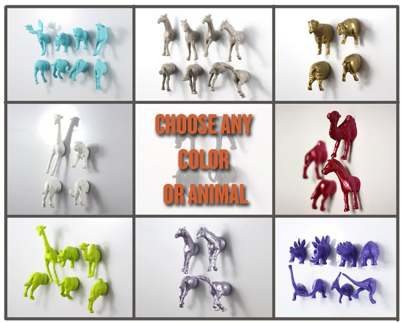 Pick Your Own Animals From Over 60 Different