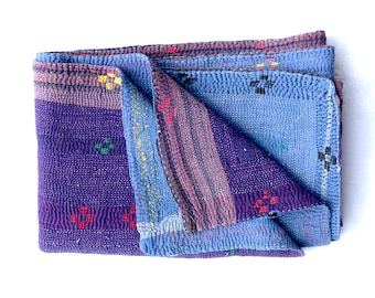 kantha quilt, kantha, kantha throw, coverlet, boho quilt, quilt, boho bedding, comforter, coverlets, shabby chic bedding, bedspread