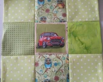 Mini car cushion etsy