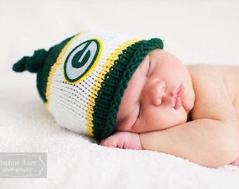 999413e36f1 Green Bay Packers Baby Hat