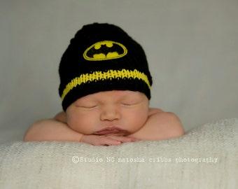 Batman baby hat  fc2f49b1fc8c