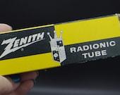 Zenith Radionic Tube CJC5 Untested