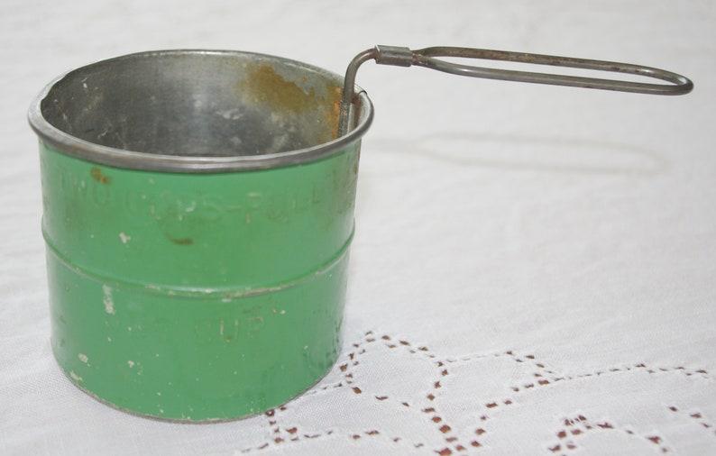 Vintage Flour Sifters