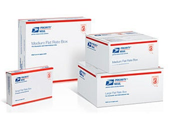 Priority Mail Shipping (2 days to most locations)